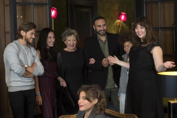 Rayane Bensetti, Noémie Chicheportiche, Annie Cordy, Blanche Gardin, Oussama Kheddam, Ina Castagnetti, Héloïse Martin