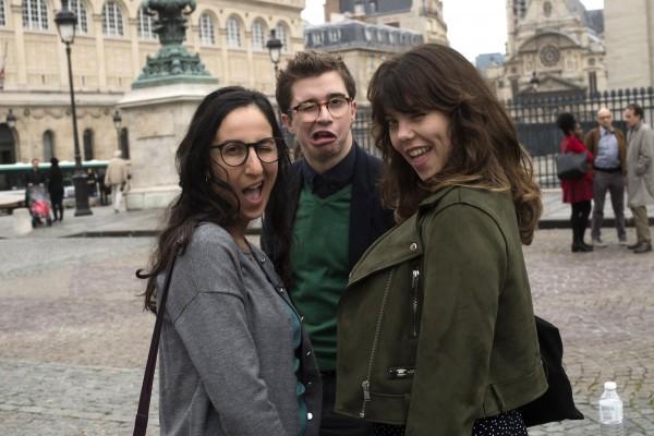 Noémie Chicheportiche, Jimmy Labeeu, Héloïse Martin