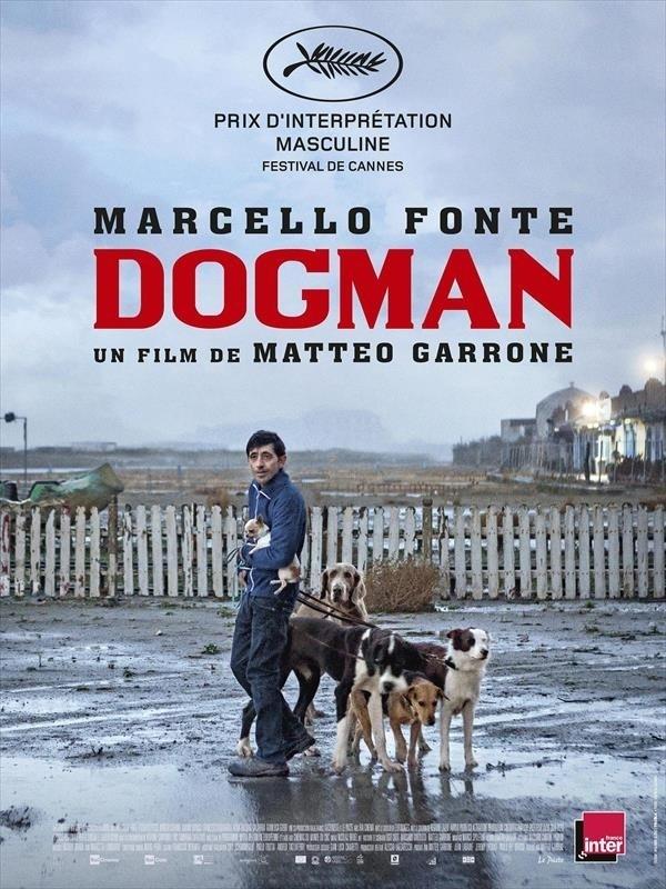 Dogman, Affiche