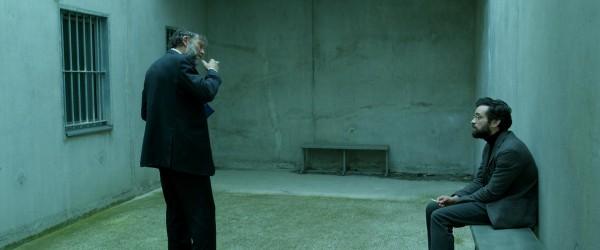 Vincent Cassel (François Visconti), Romain Duris (Yann Bellaile)