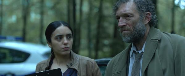 Hafsia Herzi (Cherifa), Vincent Cassel (François Visconti)