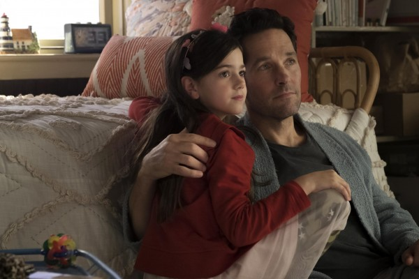 Abby Ryder Fortson Cassie Lang), Paul Rudd (Scott Lang / Ant-Man)