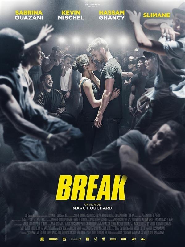 Break, Affiche