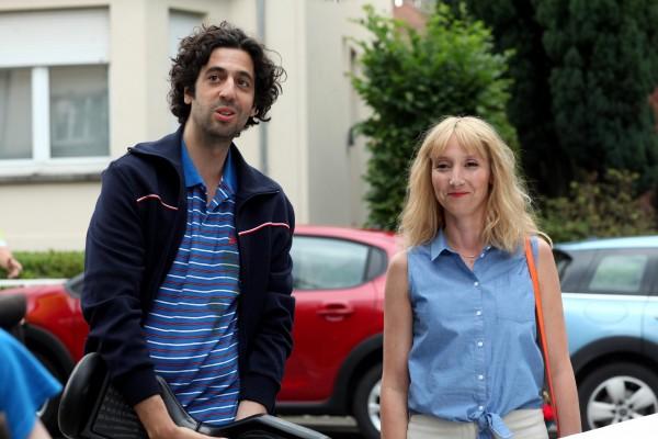 Max Boublil (Acteur), Audrey Lamy (Fanny)