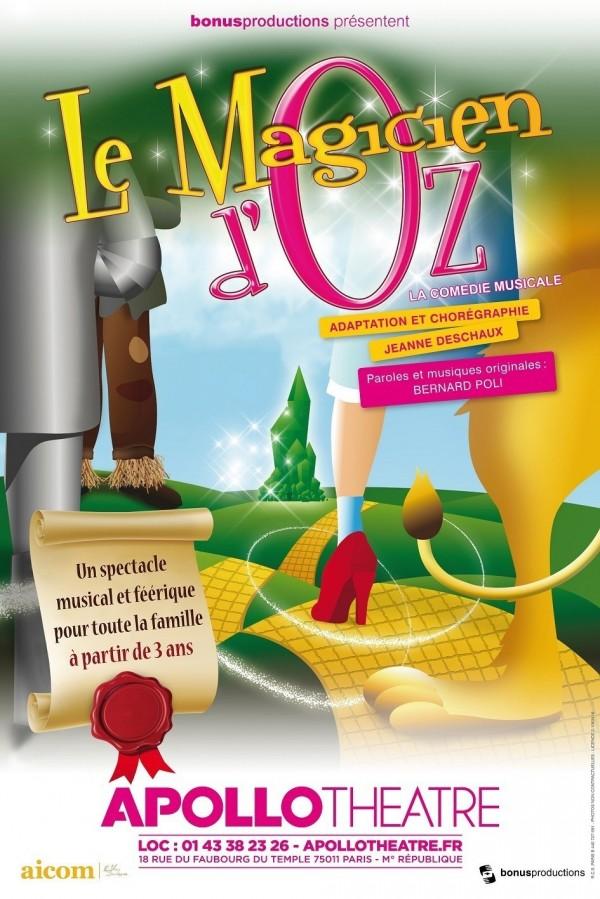 Le Magicien d'Oz à l'Apollo Théâtre