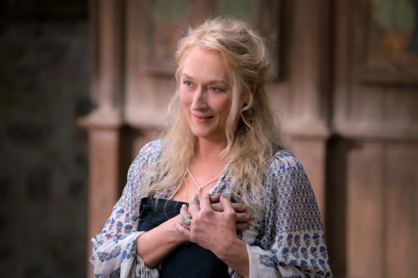 Meryl Streep (Donna)