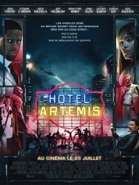 Hôtel Artemis, Affiche