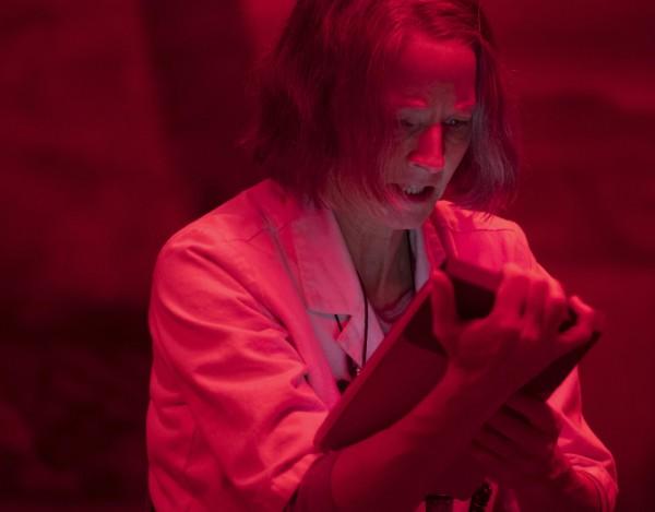 Jodie Foster (l'infirmière)