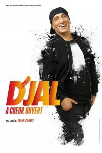 D'Jal : À cœur ouvert - Affiche