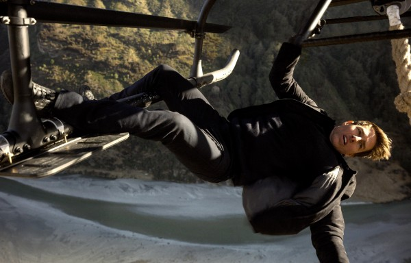 Tom Cruise (Ethan Hunt)