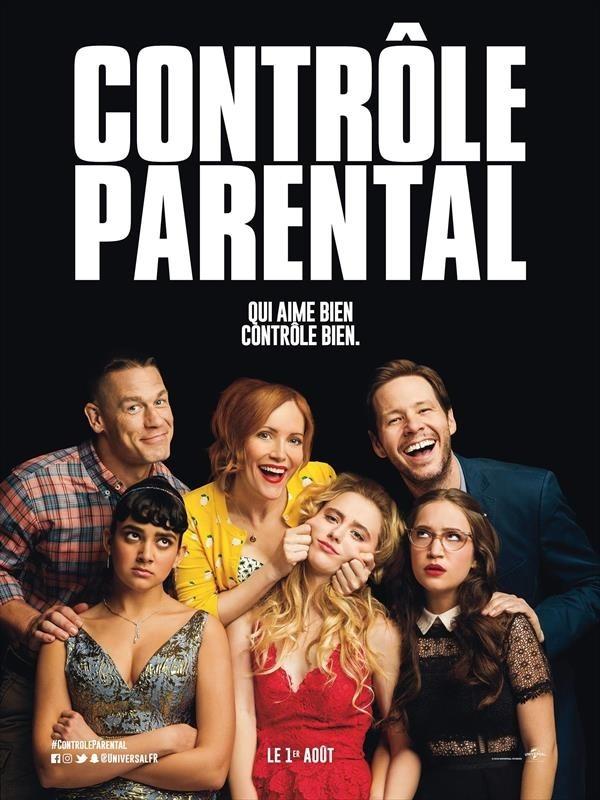 Contrôle parental, Affiche