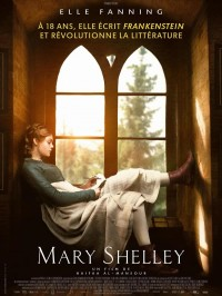 Mary Shelley, Affiche