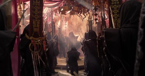 Detective Dee : La Légende des rois célestes, extrait