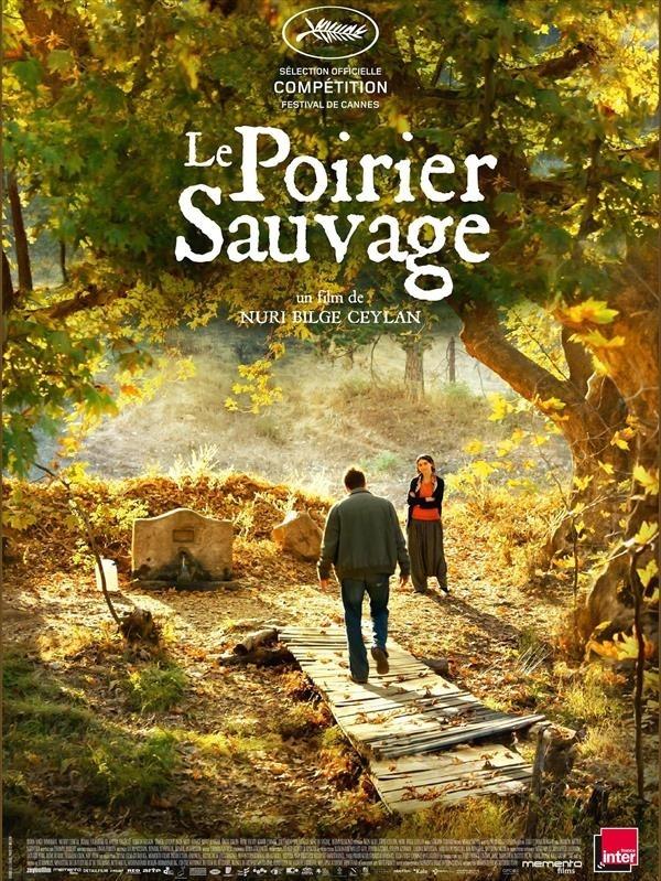 Le Poirier sauvage, Affiche