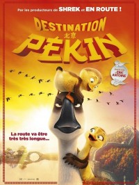 Destination Pékin !, Affiche