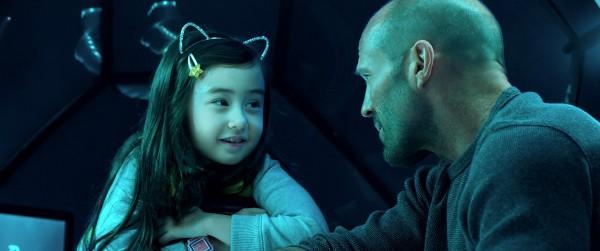 Sophia Cai, Jason Statham