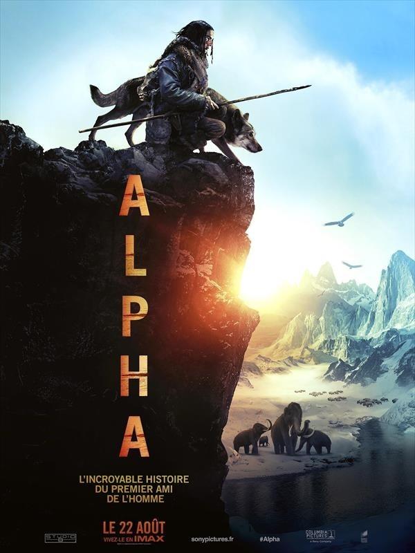 Alpha, Affiche