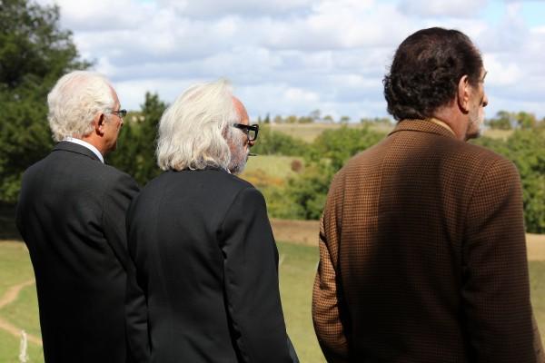 Roland Giraud, Pierre Richard, Eddy Mitchell