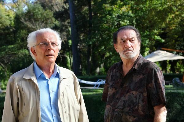 Roland Giraud, Eddy Mitchell