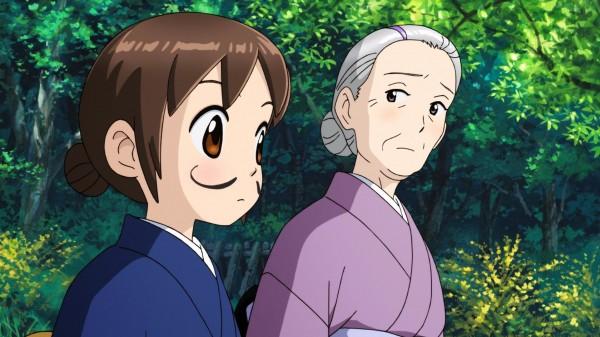 Okko, Mineko Seki - la grand-mère