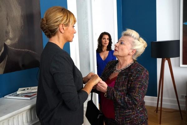 Julie Ferrier, Virginie Visconti, Josiane Balasko