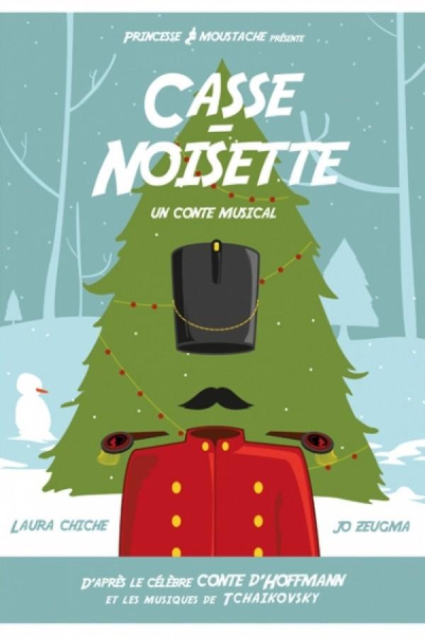Casse-noisette, un conte musical - Affiche