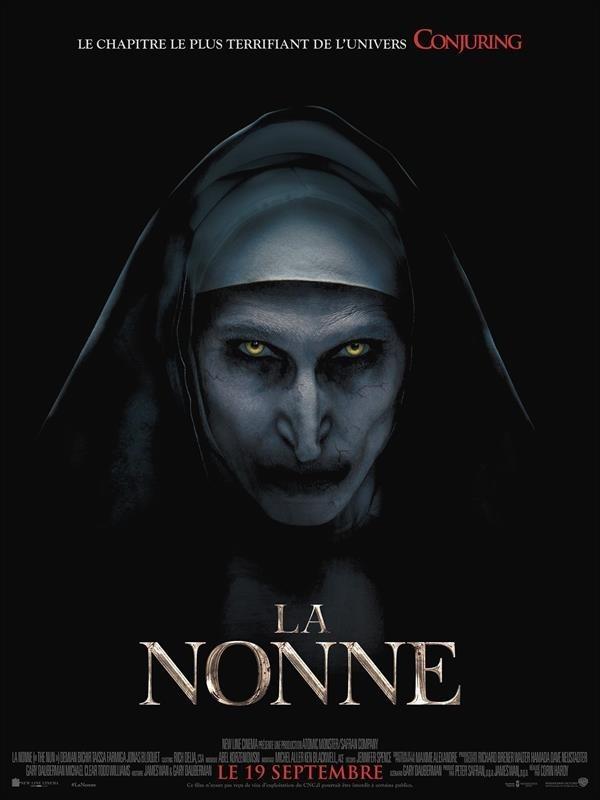 La Nonne, affiche