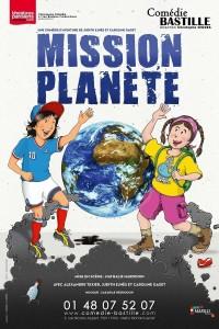Mission planète à la Comédie Bastille