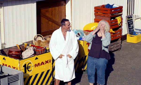 Jean Dujardin, Yolande Moreau