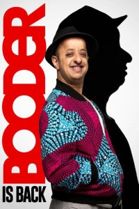 Booder is back - Affiche