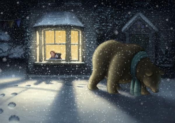 La Chasse à l'ours, extrait