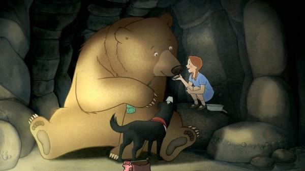« La chasse à l'ours » de Joanna Harrison et Robin Shaw