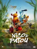Nico & Patou, affiche