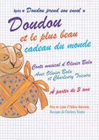 Doudou et le plus beau cadeau du monde à la Comédie Tour Eiffel