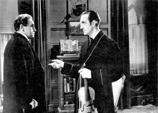 Henry Daniell, Basil Rathbone