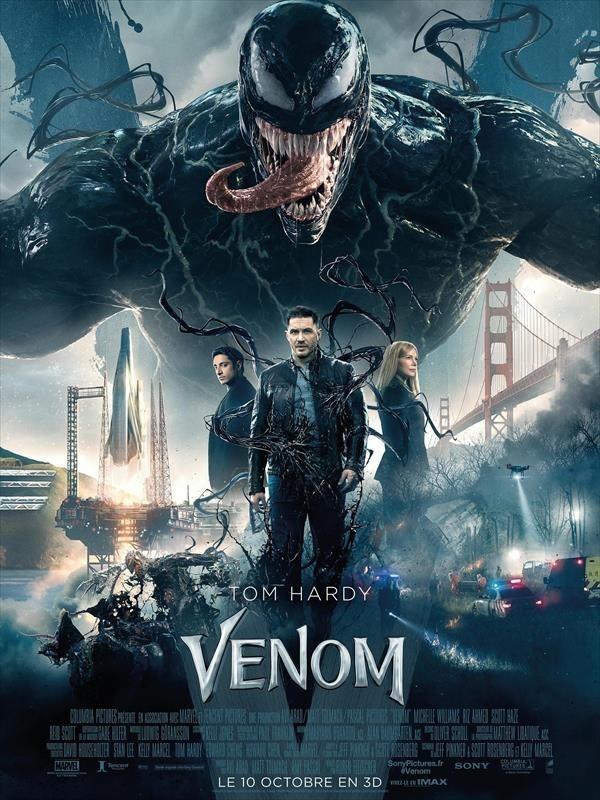 Venom, affiche