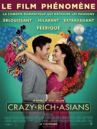 Crazy Rich Asians, affiche