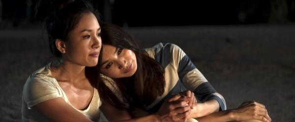 Constance Wu, Gemma Chan