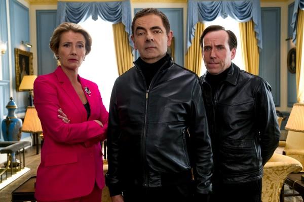 Emma Thompson, Rowan Atkinson, Ben Miller