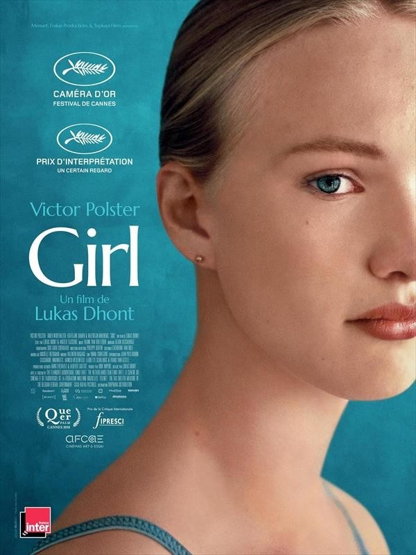 Girl, affiche