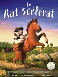 Le Rat scélérat, affiche