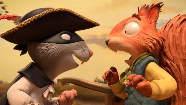 « Le Rat scélérat » de Jeroen Jaspaert