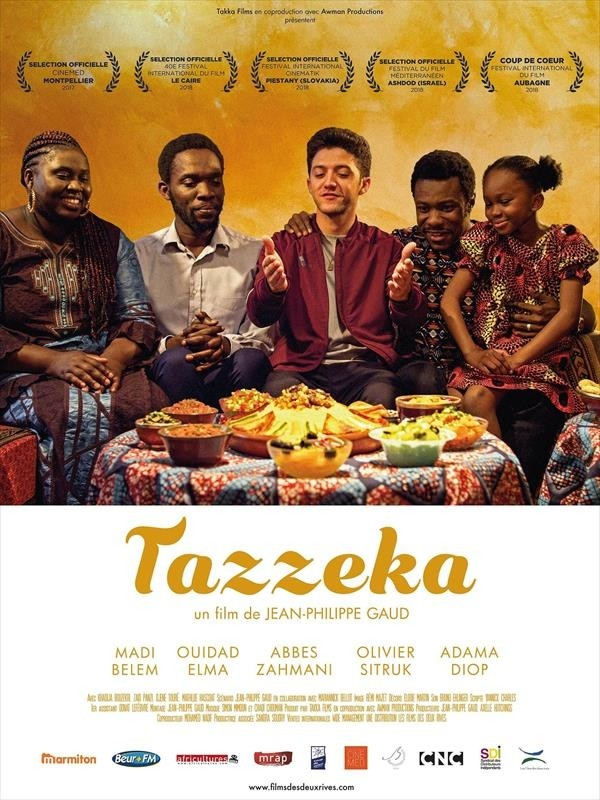 Tazzeka, affiche