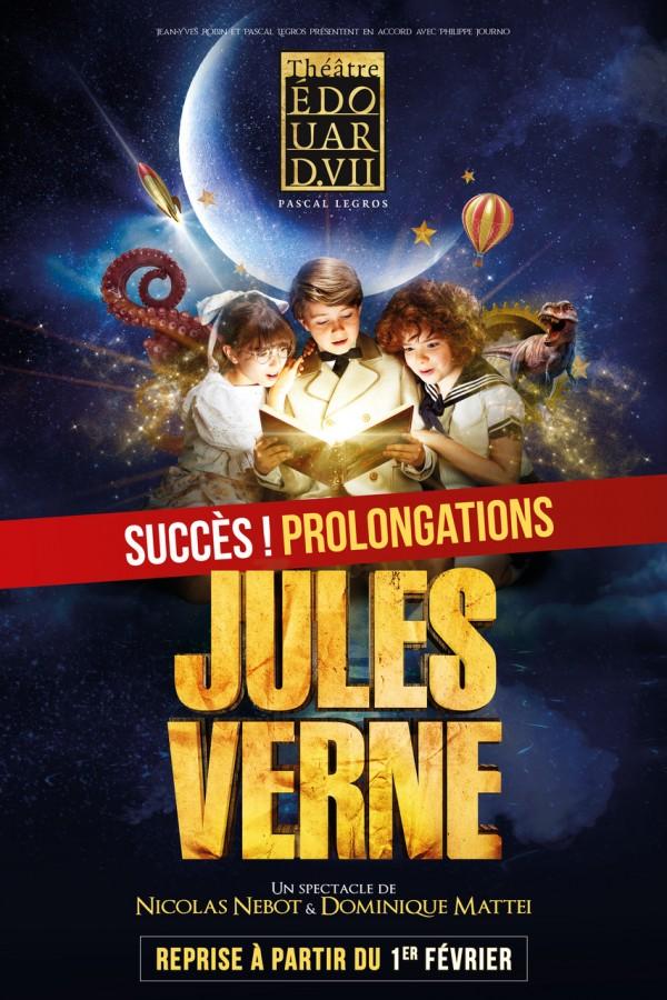 Jules Verne, la comédie musicale