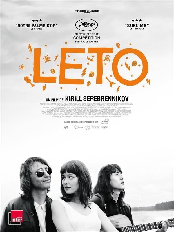 Leto, affiche