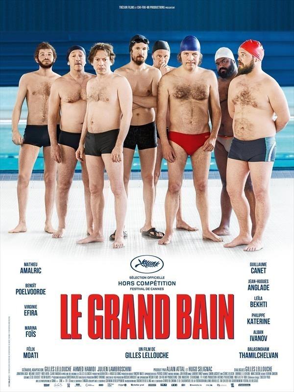 Le Grand Bain, affiche