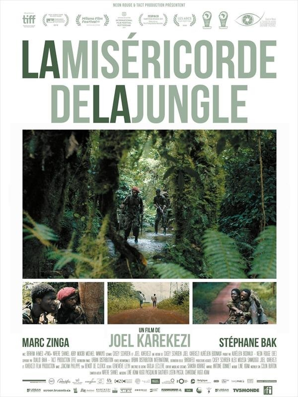 La Miséricorde de la jungle, affiche