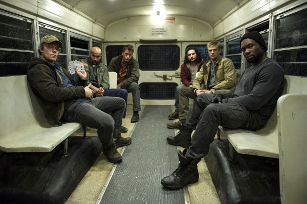 Personnage, Keegan-Michael Key, Thomas Jane, Augusto Aguiliera, Boyd Holbrook, Trevante Rhodes