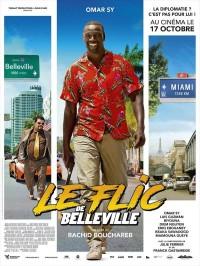 Le Flic de Belleville, affiche