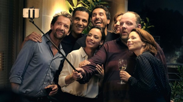 Stéphane De Groodt, Roschdy Zem, Bérénice Bejo, Vincent Elbaz, Doria Tillier, Grégory Gadebois, Suzanne Clément